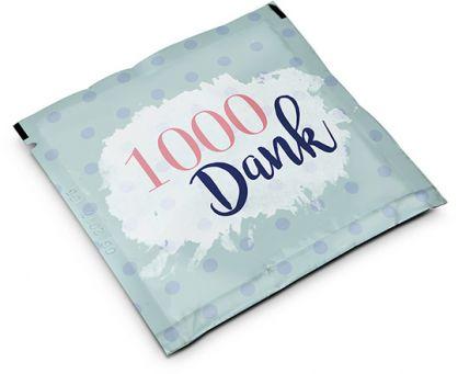 Badesalz-Sachet 1000 Dank