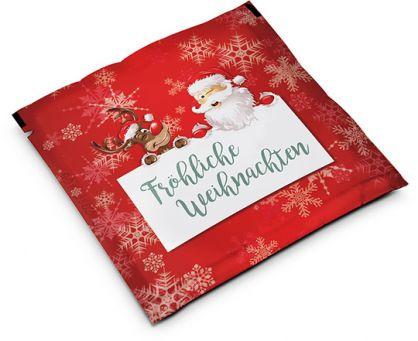 Badesalz-Sachet Fröhliche Weihnachten