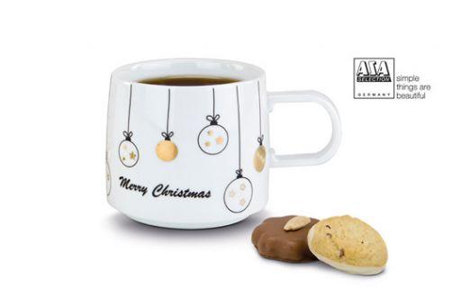 Henkelbecher Merry Christmas