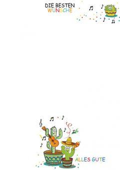 Musikalische Grüße