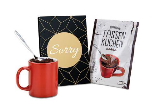 Tassenkuchen Sorry