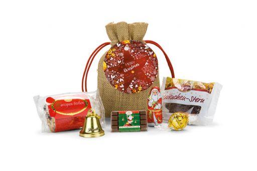 Säckchen Merry Christmas