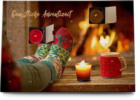 Duftkerzen-Adventskalender