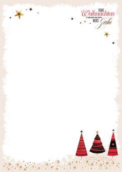Ornamentbäumchen