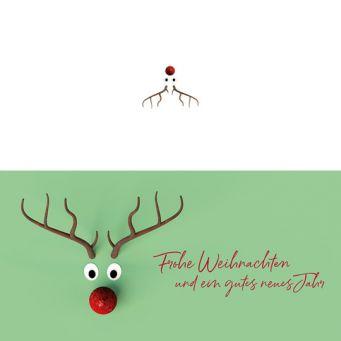 Reindeer Greetings