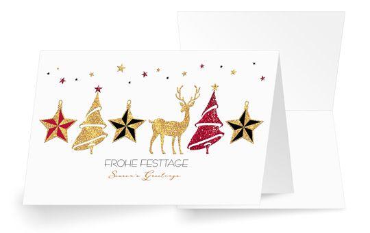 Goldene Weihnacht