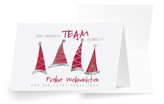 Santa und Team